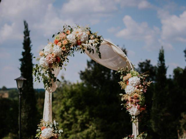 Il matrimonio di Francesco e Monica a Gallese, Viterbo 8