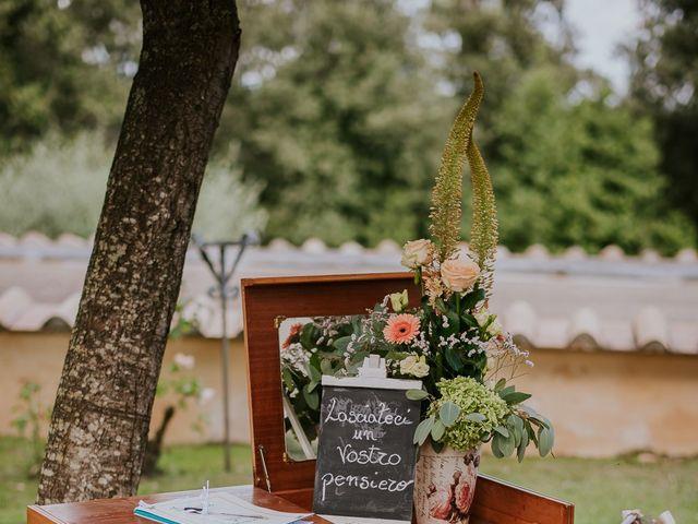 Il matrimonio di Francesco e Monica a Gallese, Viterbo 12