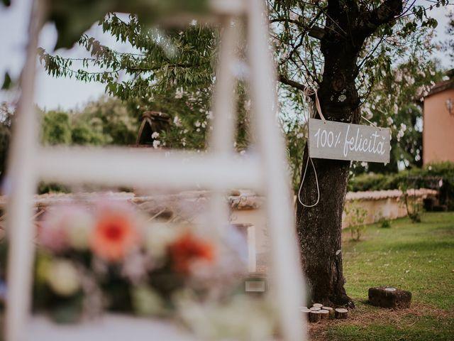 Il matrimonio di Francesco e Monica a Gallese, Viterbo 16