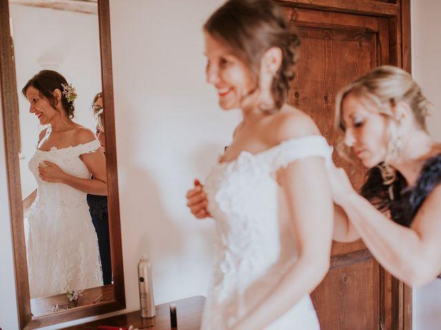 Il matrimonio di Francesco e Monica a Gallese, Viterbo 18