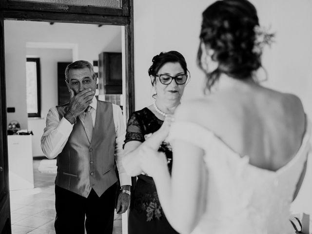 Il matrimonio di Francesco e Monica a Gallese, Viterbo 19