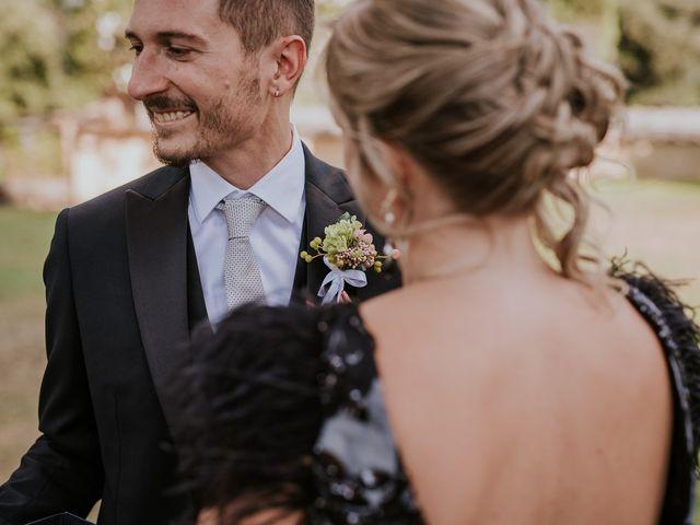 Il matrimonio di Francesco e Monica a Gallese, Viterbo 20