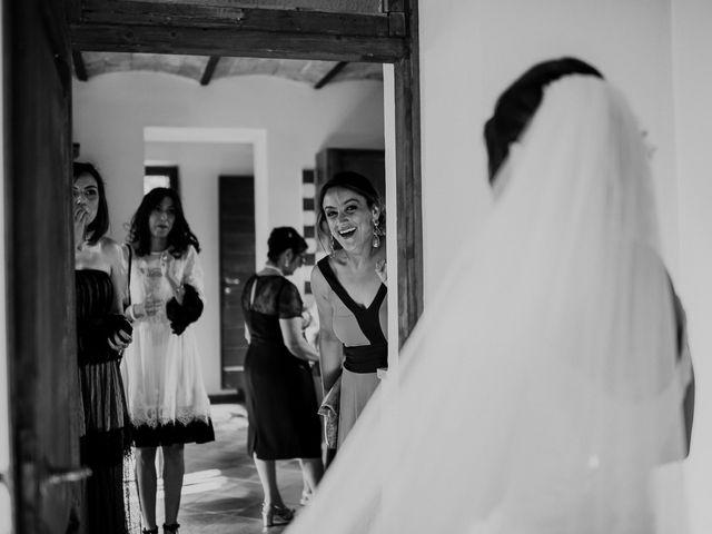 Il matrimonio di Francesco e Monica a Gallese, Viterbo 21
