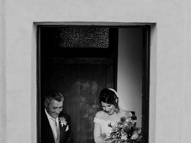 Il matrimonio di Francesco e Monica a Gallese, Viterbo 25