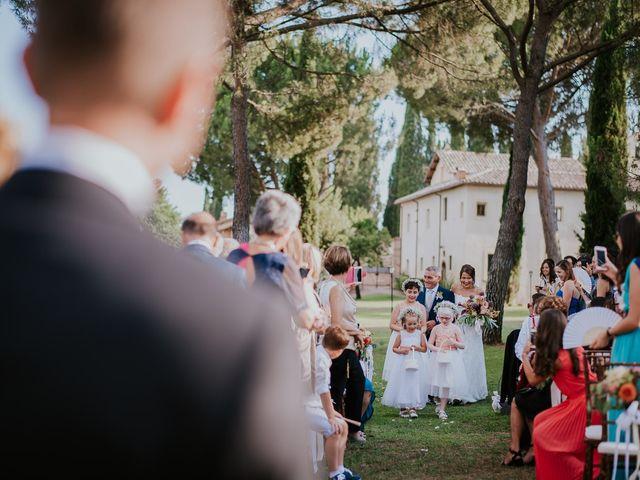 Il matrimonio di Francesco e Monica a Gallese, Viterbo 27