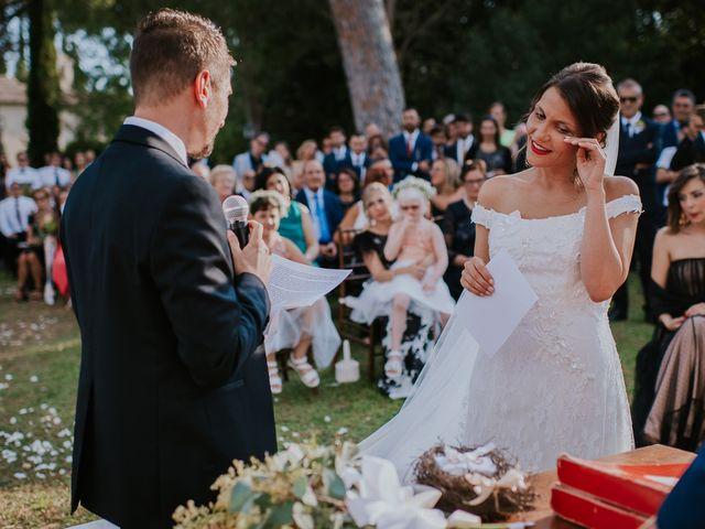 Il matrimonio di Francesco e Monica a Gallese, Viterbo 28
