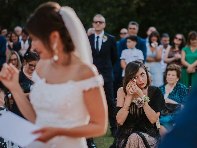 Il matrimonio di Francesco e Monica a Gallese, Viterbo 32