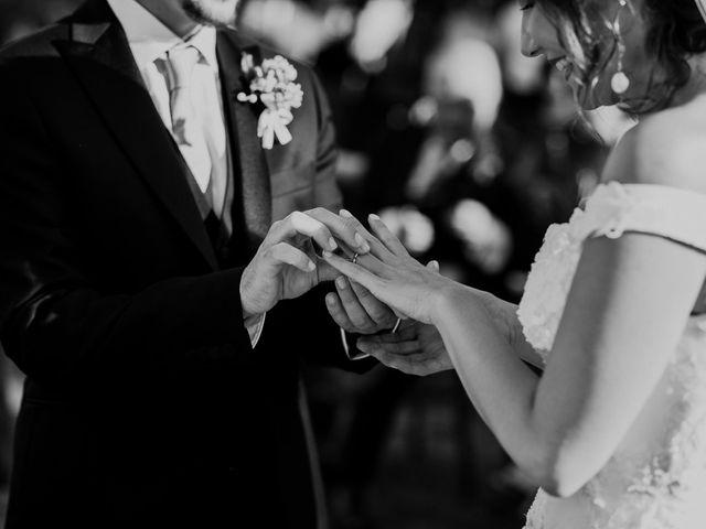 Il matrimonio di Francesco e Monica a Gallese, Viterbo 35