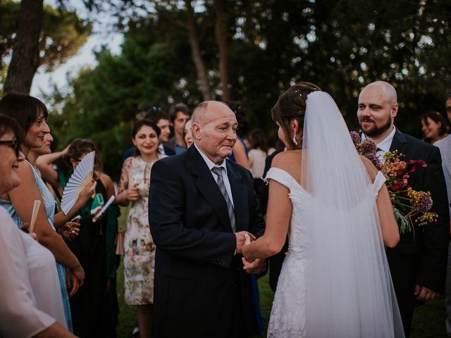 Il matrimonio di Francesco e Monica a Gallese, Viterbo 38