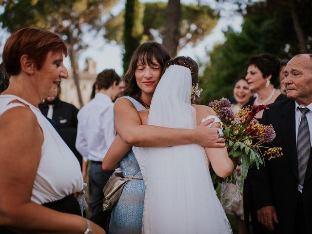 Il matrimonio di Francesco e Monica a Gallese, Viterbo 39