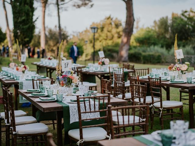 Il matrimonio di Francesco e Monica a Gallese, Viterbo 41