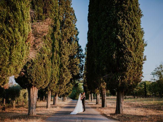 Il matrimonio di Francesco e Monica a Gallese, Viterbo 44