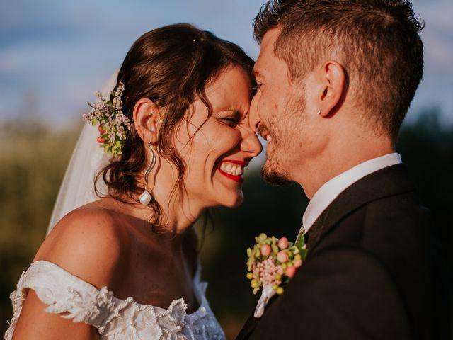 Il matrimonio di Francesco e Monica a Gallese, Viterbo 45