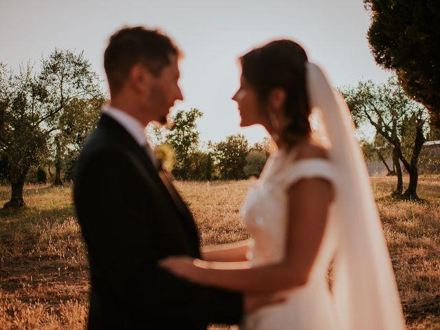Il matrimonio di Francesco e Monica a Gallese, Viterbo 46