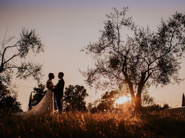 Il matrimonio di Francesco e Monica a Gallese, Viterbo 49
