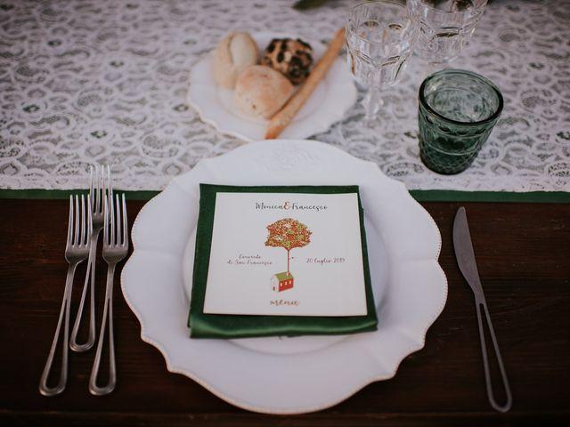 Il matrimonio di Francesco e Monica a Gallese, Viterbo 51