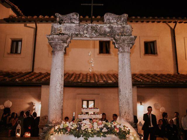 Il matrimonio di Francesco e Monica a Gallese, Viterbo 58
