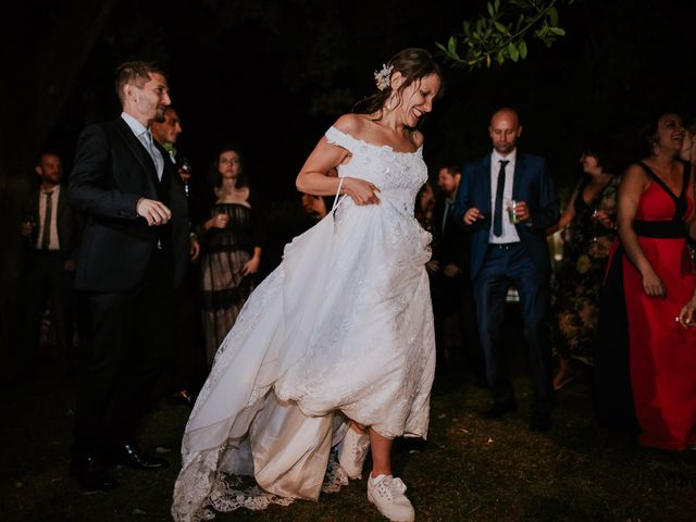 Il matrimonio di Francesco e Monica a Gallese, Viterbo 64