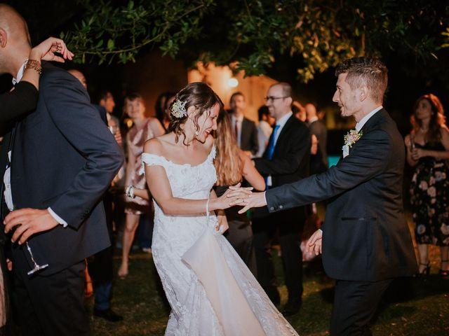 Il matrimonio di Francesco e Monica a Gallese, Viterbo 65