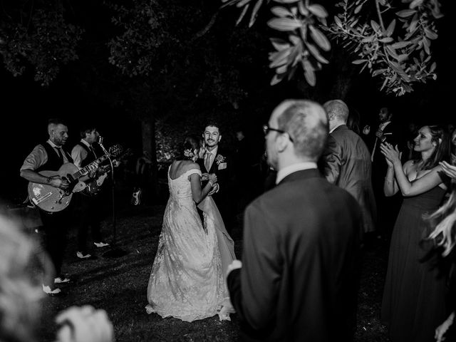 Il matrimonio di Francesco e Monica a Gallese, Viterbo 66