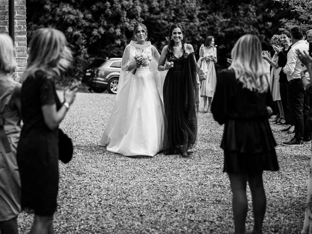 Il matrimonio di Samuele e Aurora a Salsomaggiore Terme, Parma 7