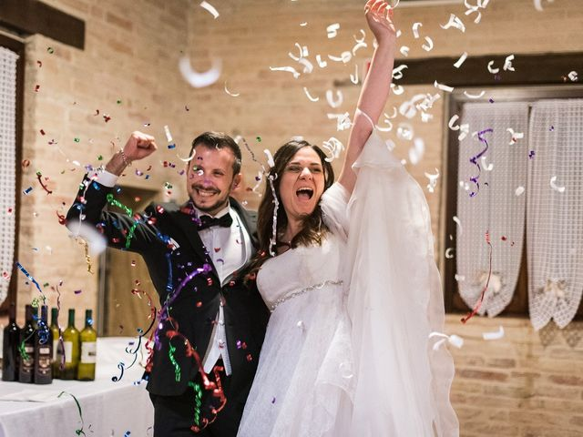 Le nozze di Emanuele e Valeria