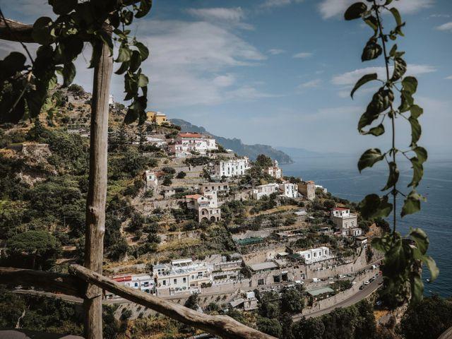 Il matrimonio di Nadia e Nino a Amalfi, Salerno 1