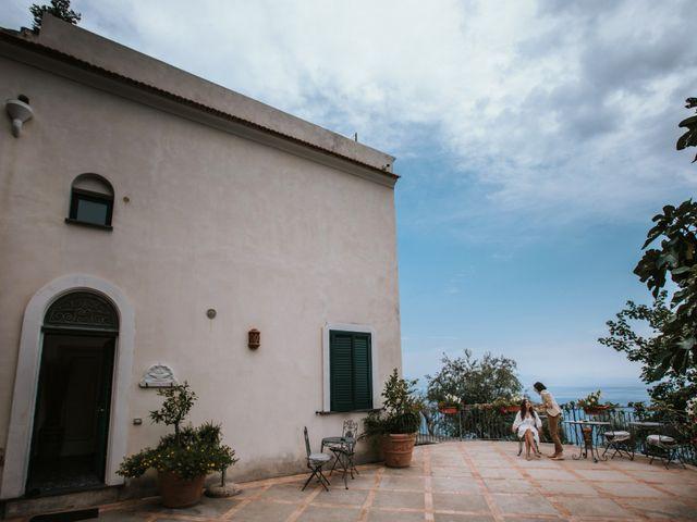 Il matrimonio di Nadia e Nino a Amalfi, Salerno 2