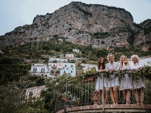 Il matrimonio di Nadia e Nino a Amalfi, Salerno 6