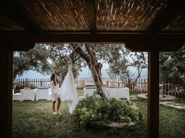 Il matrimonio di Nadia e Nino a Amalfi, Salerno 13