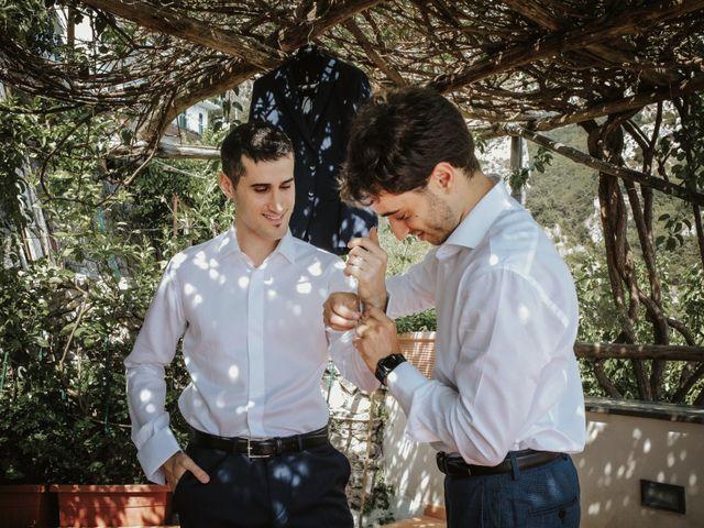 Il matrimonio di Nadia e Nino a Amalfi, Salerno 22