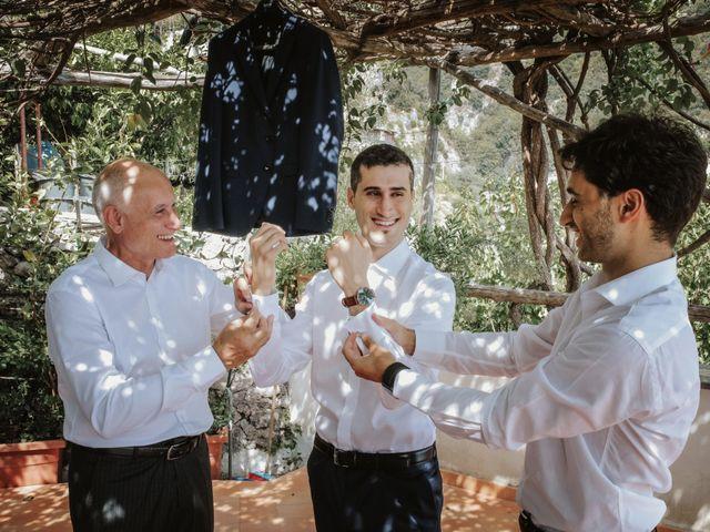 Il matrimonio di Nadia e Nino a Amalfi, Salerno 24