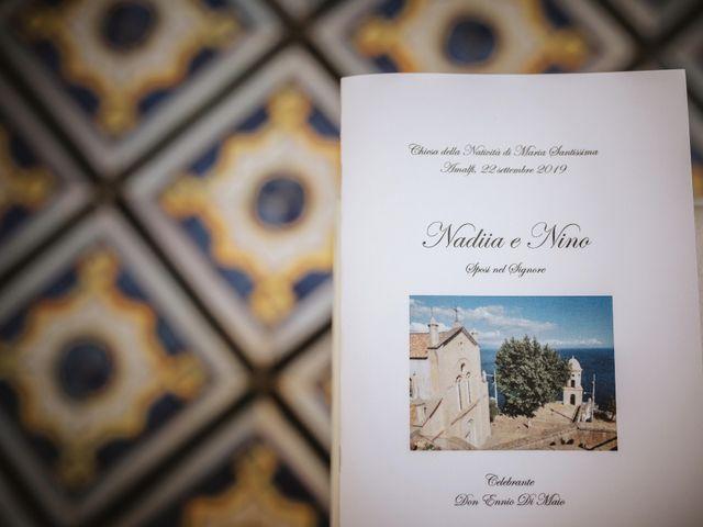 Il matrimonio di Nadia e Nino a Amalfi, Salerno 28