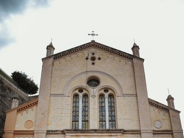 Il matrimonio di Nadia e Nino a Amalfi, Salerno 32