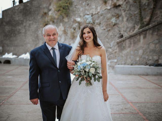 Il matrimonio di Nadia e Nino a Amalfi, Salerno 33