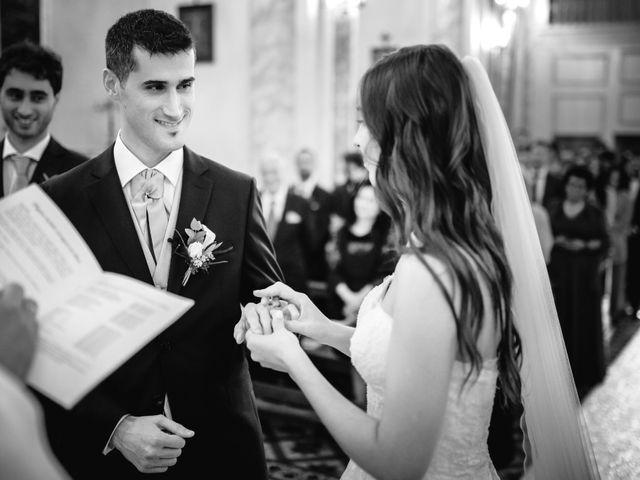 Il matrimonio di Nadia e Nino a Amalfi, Salerno 38