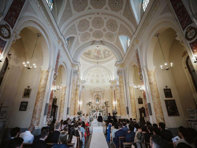 Il matrimonio di Nadia e Nino a Amalfi, Salerno 39