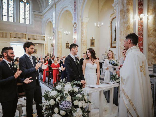 Il matrimonio di Nadia e Nino a Amalfi, Salerno 40