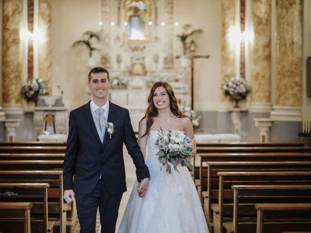 Il matrimonio di Nadia e Nino a Amalfi, Salerno 42