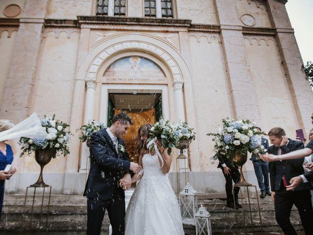 Il matrimonio di Nadia e Nino a Amalfi, Salerno 43