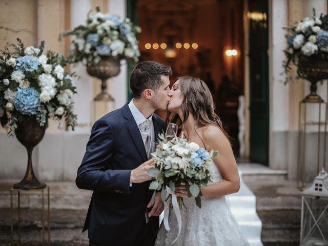 Il matrimonio di Nadia e Nino a Amalfi, Salerno 44