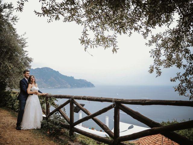 Il matrimonio di Nadia e Nino a Amalfi, Salerno 45