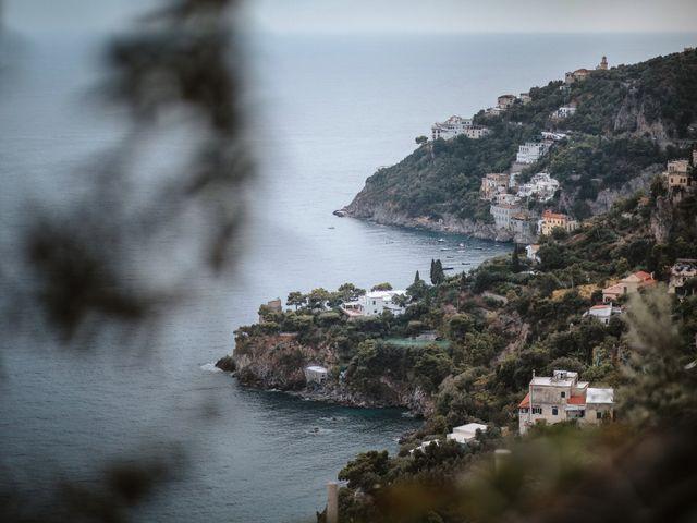 Il matrimonio di Nadia e Nino a Amalfi, Salerno 48
