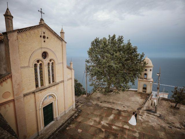 Il matrimonio di Nadia e Nino a Amalfi, Salerno 49