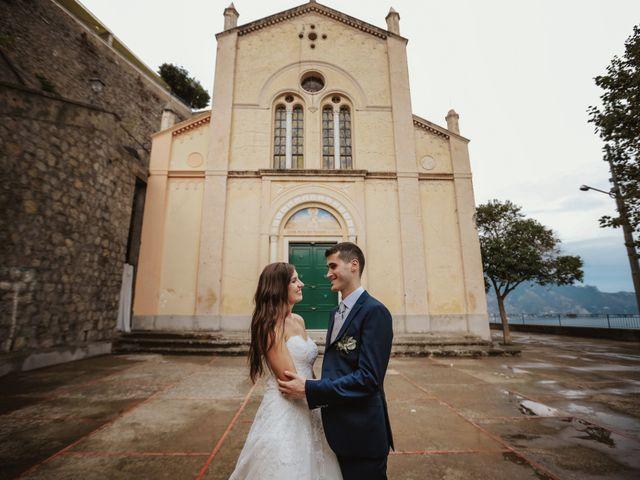 Il matrimonio di Nadia e Nino a Amalfi, Salerno 50