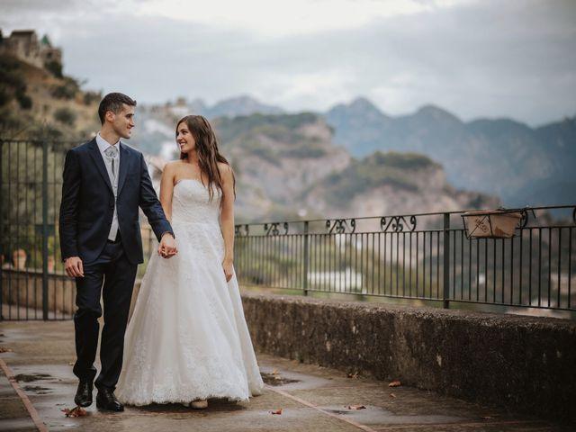 Il matrimonio di Nadia e Nino a Amalfi, Salerno 51