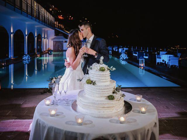 Il matrimonio di Nadia e Nino a Amalfi, Salerno 73