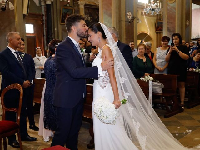 Il matrimonio di Andrea e Clarissa a Piossasco, Torino 13