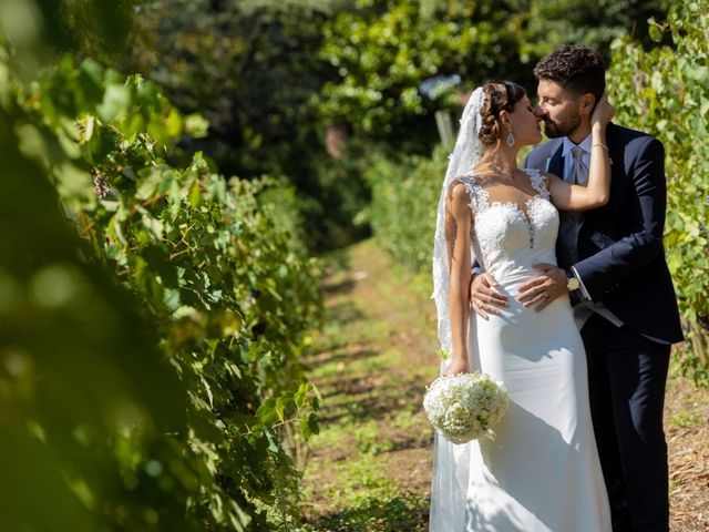 Il matrimonio di Andrea e Clarissa a Piossasco, Torino 1