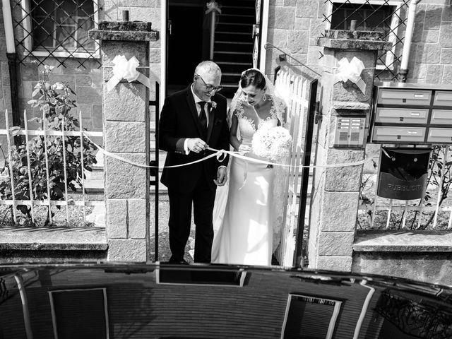 Il matrimonio di Andrea e Clarissa a Piossasco, Torino 25